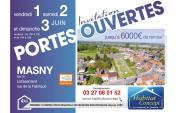 Portes Ouvertes à Masny du 01/06/2018 au 03/06/2018