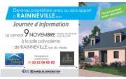 Portes Ouvertes à Rainneville le 09/11/2019