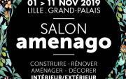 Salon Amenago à Lille (59000) du 01/11/2019 au 11/11/2019