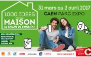 Salon De L'habitat à Caen du 31/03/2017 au 03/04/2017
