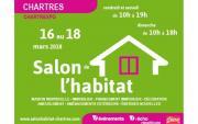 Salon De L'habitat à Chartres du 16/03/2018 au 18/03/2018