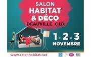 Salon De L'habitat à Deauville du 01/11/2019 au 03/11/2019