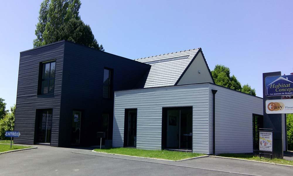 Salon maison deco le grand quevilly du 09 10 2015 au 12 for Constructeur maison rouen