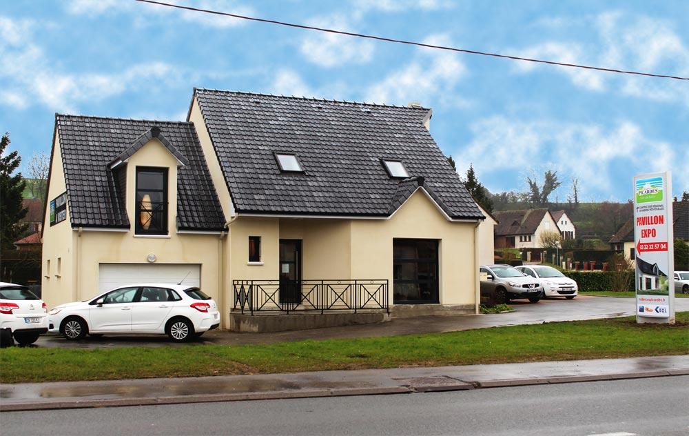 Constructeur maison nord pas de calais r sidences picardes for Constructeur maison calais