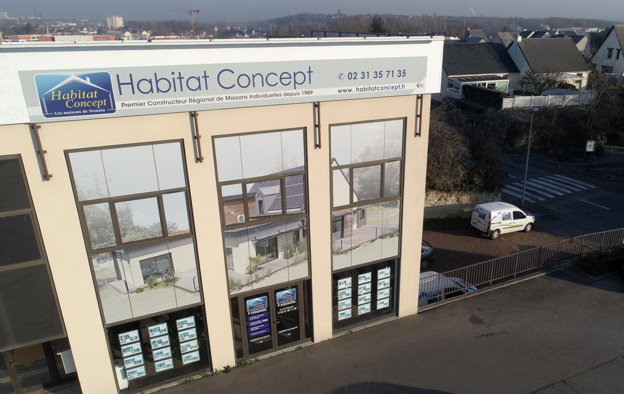 Agence Habitat Concept Caen.