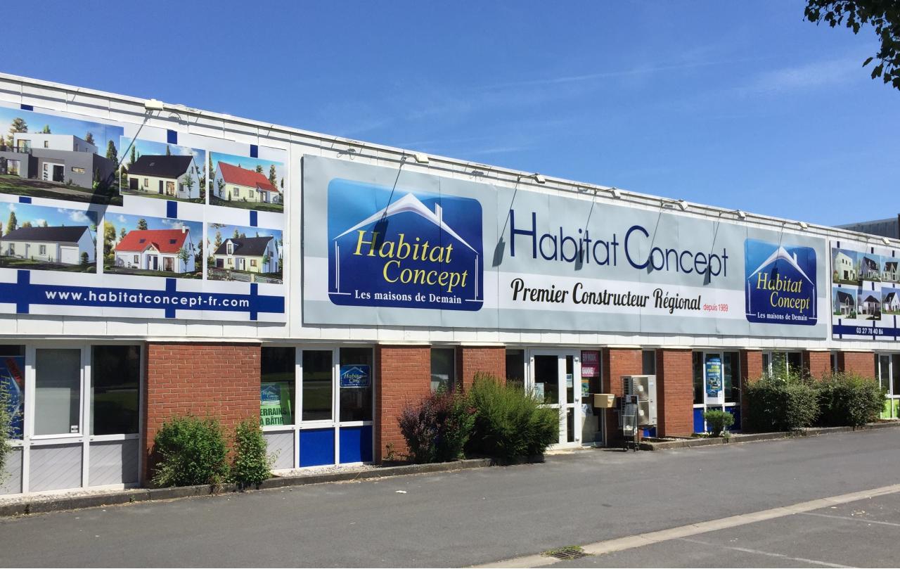 Agence Habitat Concept Cambrai.