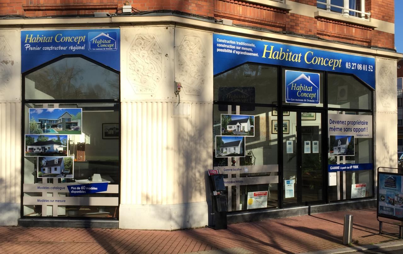 Agence Habitat Concept Douai.
