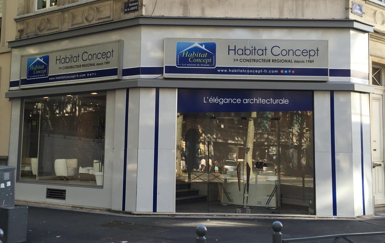 Agence construction maison lille 59 habitat concept for Agence logement
