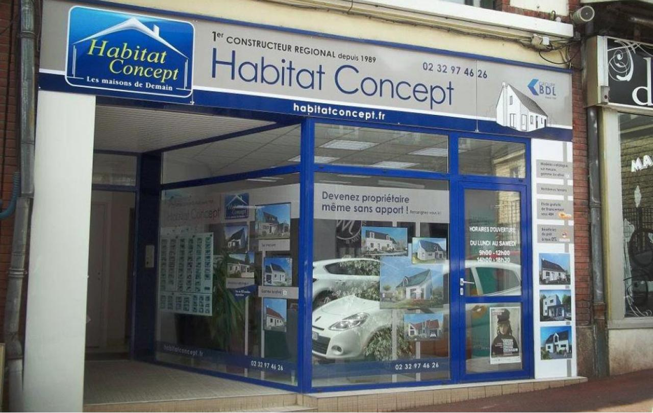 Agence Habitat Concept Neufchatel En Bray.