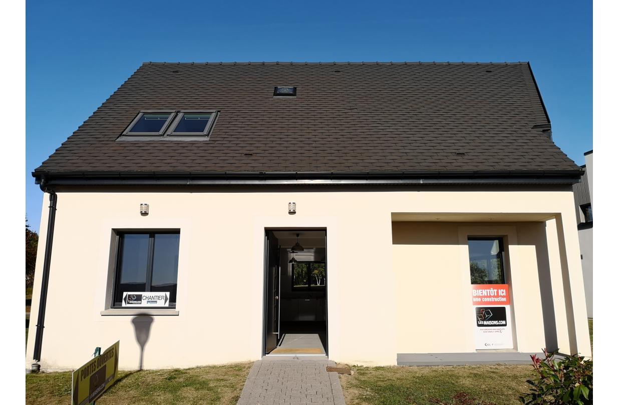 Agence construction maison Baillet-en-france (95)