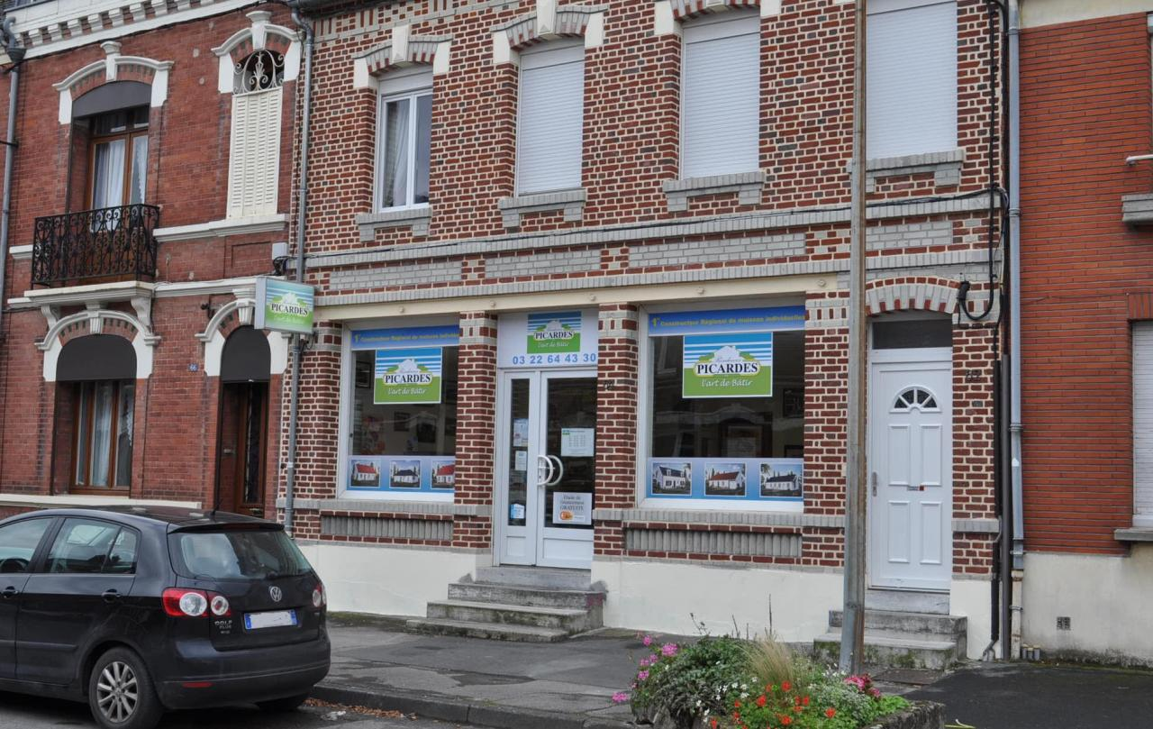 Maison somme awesome maison pices m with maison somme for Agence somme