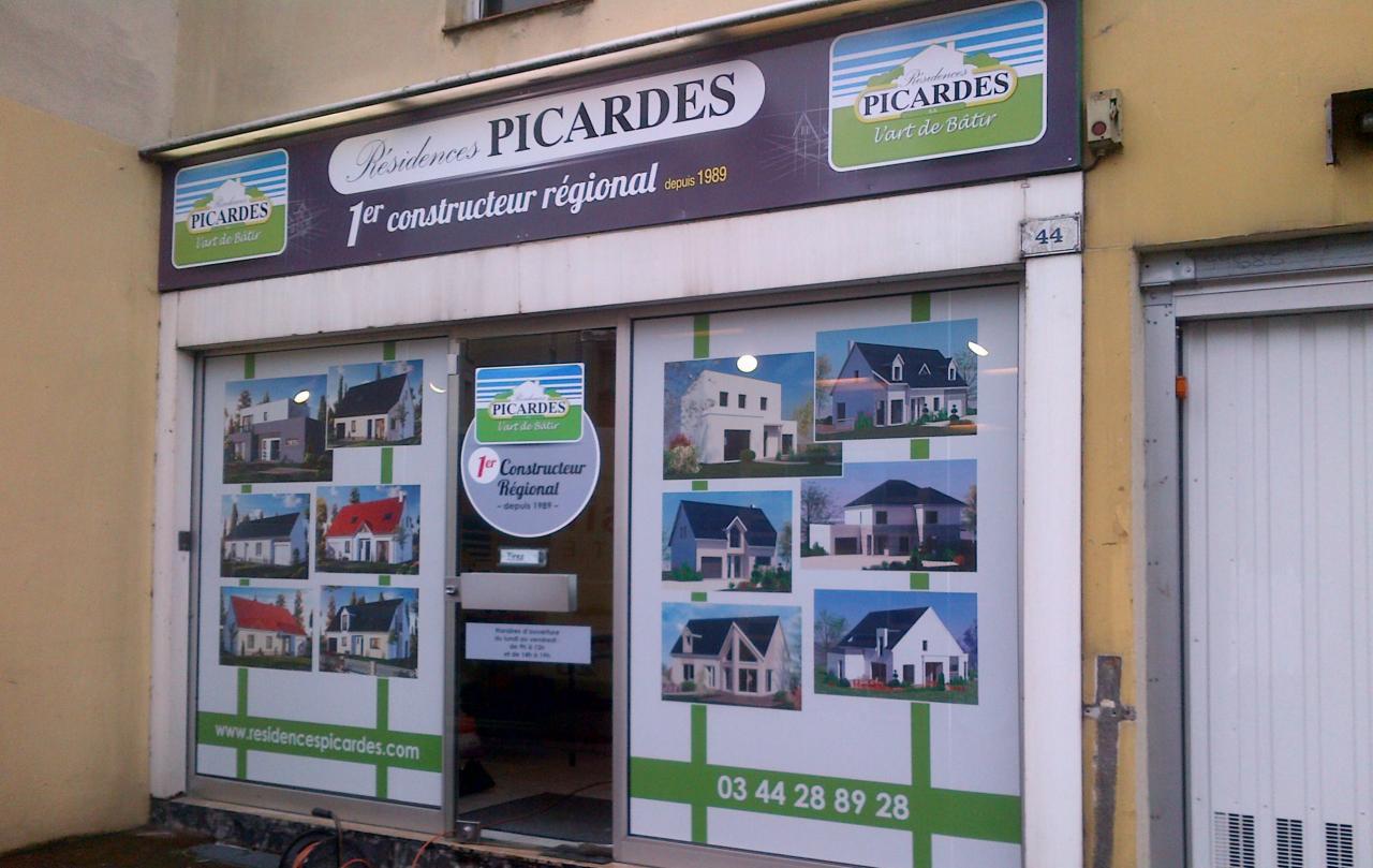 Agence construction maison Creil (60) Résidences Picardes