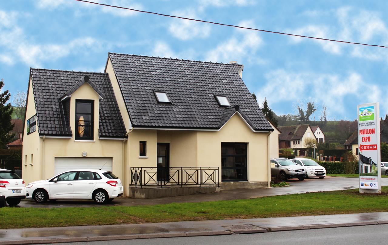 Agence construction maison Doullens (80) Résidences Picardes