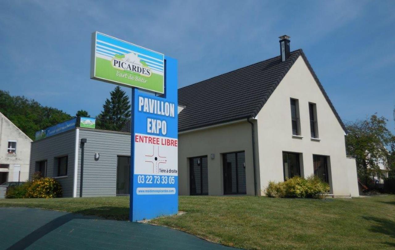 Agence construction maison Peronne (80) Résidences Picardes