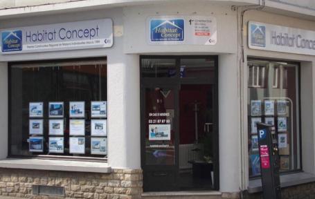 Agence Habitat Concept Boulogne Sur Mer