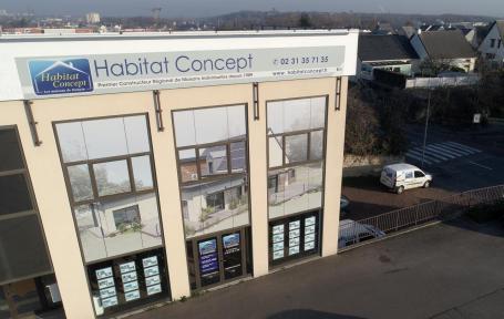 Constructeur maisons Habitat Concept CAEN