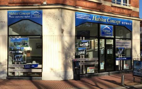 Agence Habitat Concept Douai