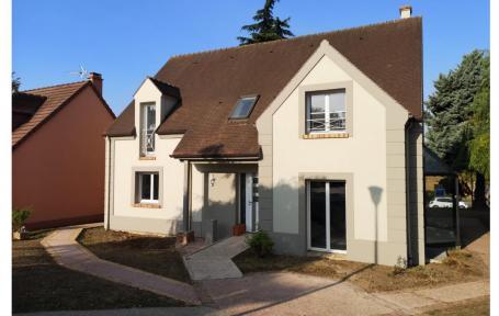 Constructeur maisons Habitat Concept BAILLET-EN-FRANCE HC
