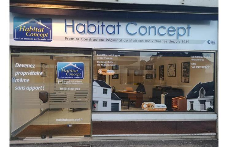 Agence construction maison Barentin (76) Habitat Concept