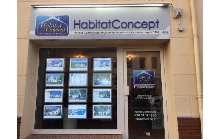 Agence construction maison Bourg-achard (27) Habitat Concept