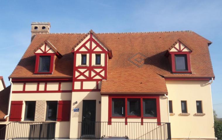 Agence construction maison Gournay En Bray (76) Habitat Concept