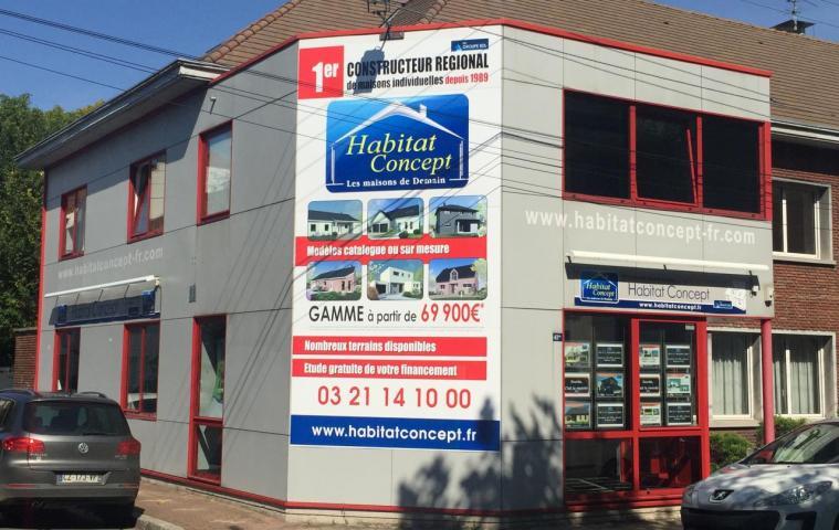 Agence construction maison Lens (62) Rénovéa