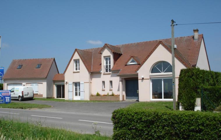 Agence construction maison Poulainville (80)