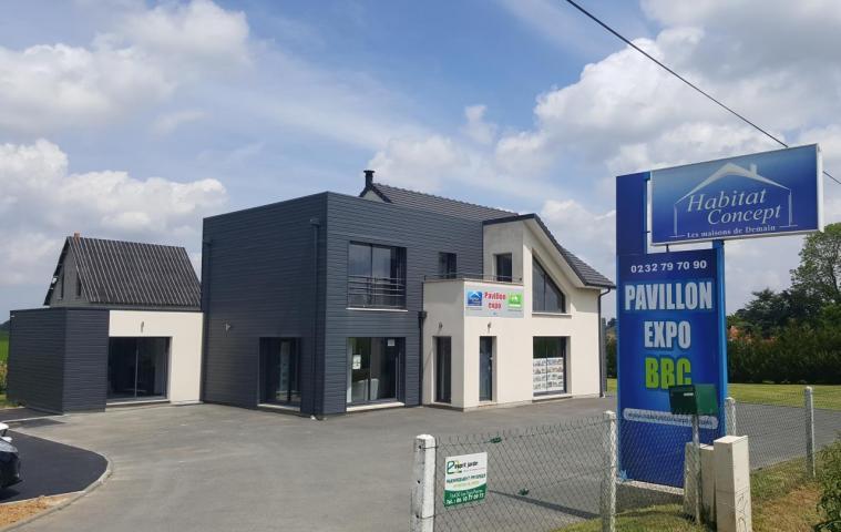 Agence construction maison Saint-romain-de-colbosc (76) Rénovéa