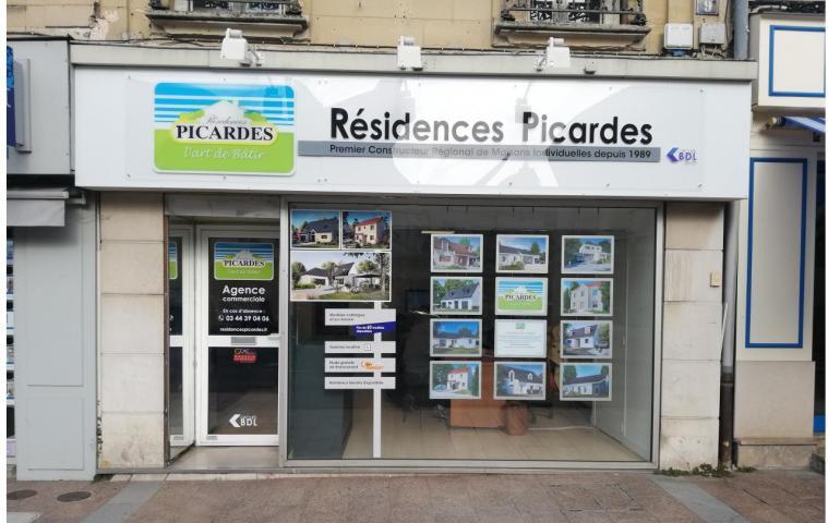 Agence construction maison Crepy-en-valois (60) Résidences Picardes