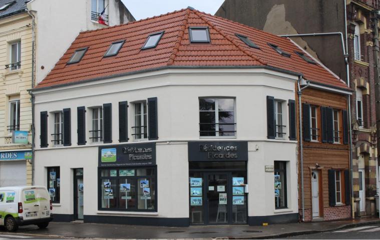 Agence construction maison Abbeville (80) Résidences Picardes
