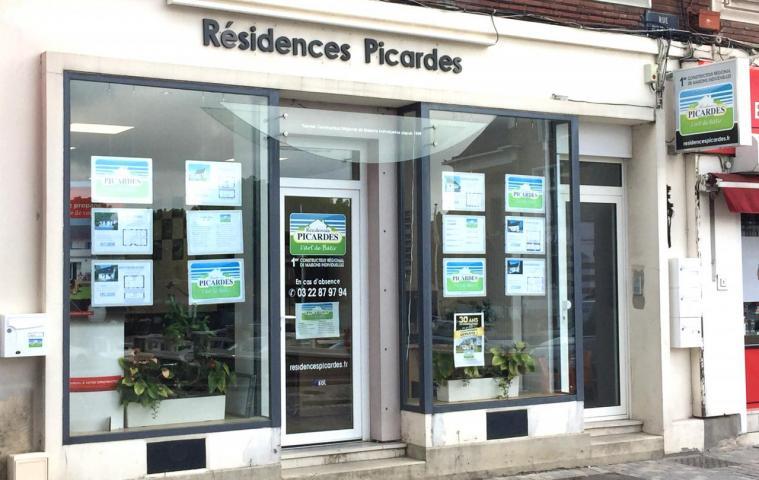 Agence construction maison Roye (80) Résidences Picardes