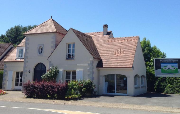 Agence construction maison Saint Martin Longueau (60) Résidences Picardes
