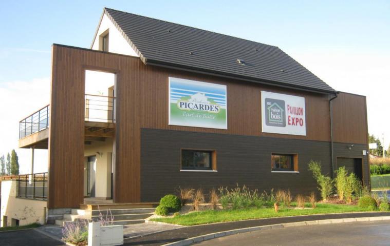 Agence construction maison Salouel (80) Résidences Picardes