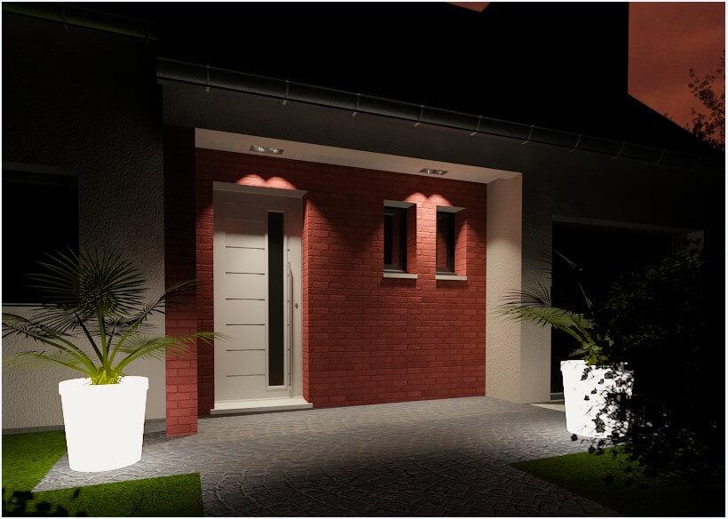 Rendu 5 de la maison individuelle Habitat Concept 12