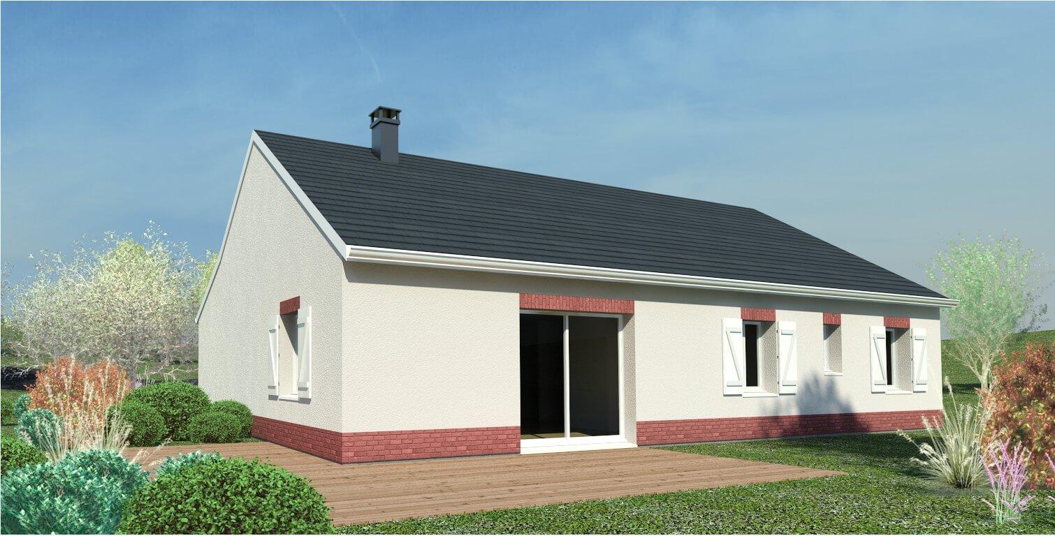 Rendu 5 de la maison individuelle Habitat Concept 14