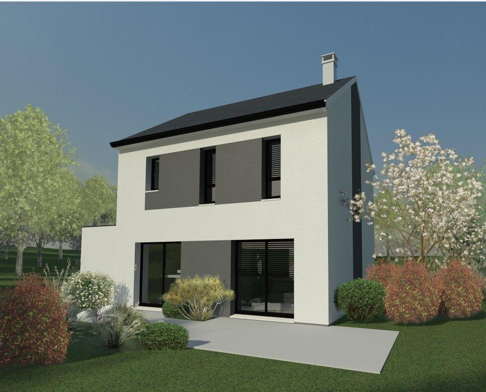 Rendu 5 de la maison individuelle Habitat Concept 27