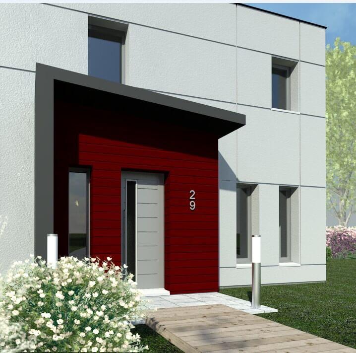Rendu 5 de la maison individuelle Habitat Concept 29