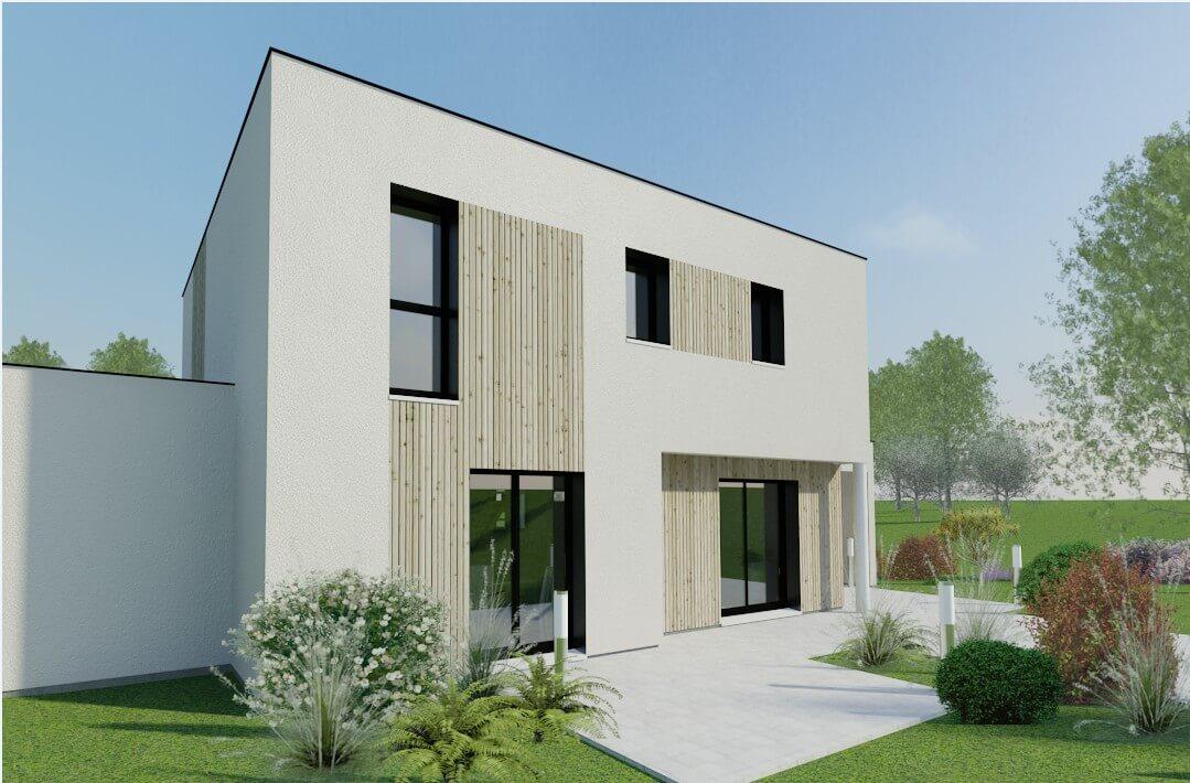 Rendu 5 de la maison individuelle Habitat Concept 31