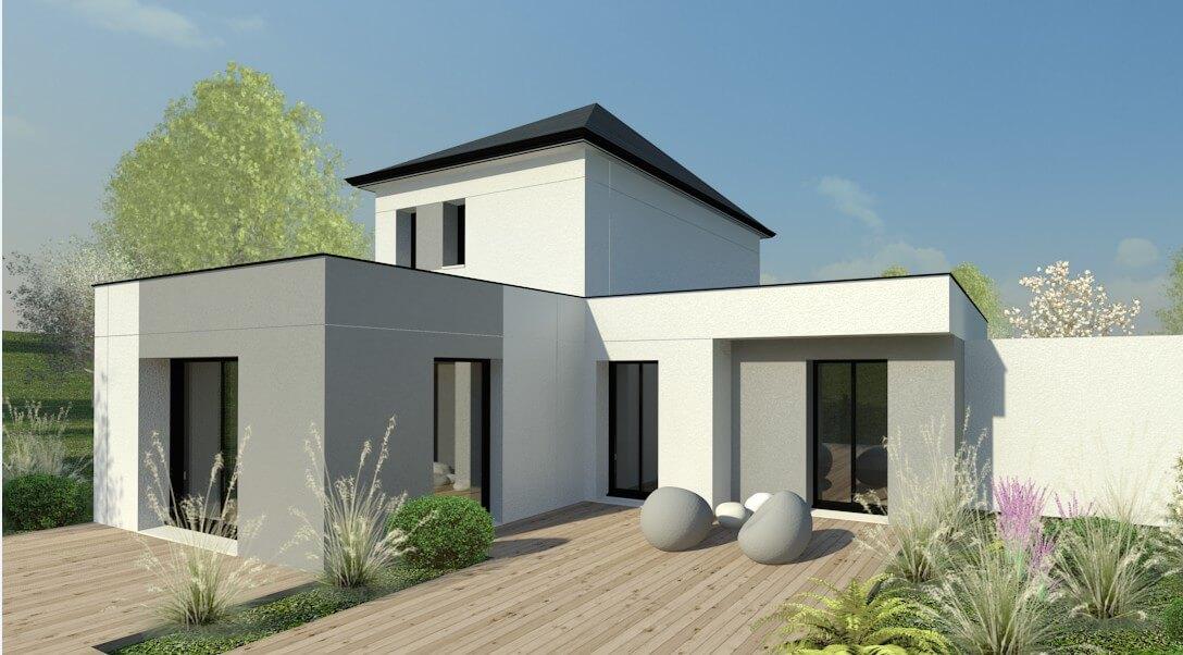 Rendu 5 de la maison individuelle Habitat Concept 47