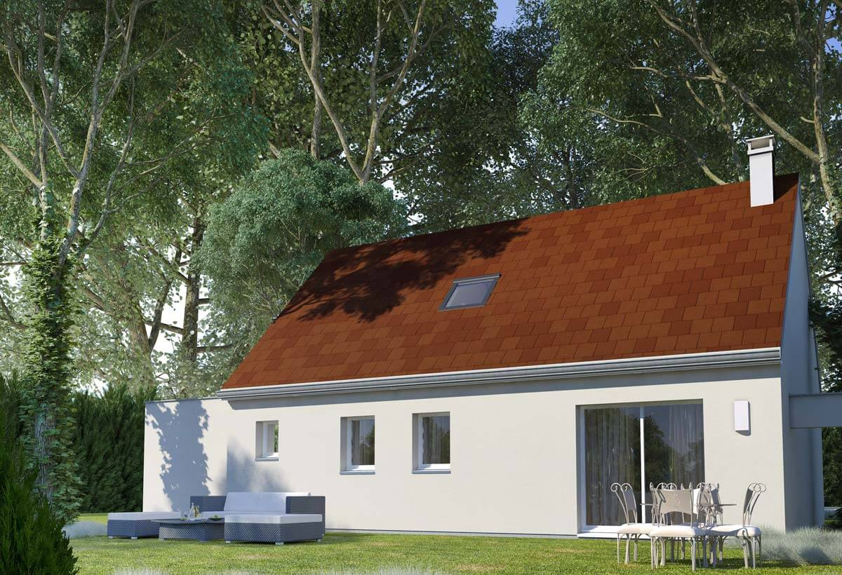 Maison individuelle r sidence picarde 69 r sidences picardes for Modele maison individuelle