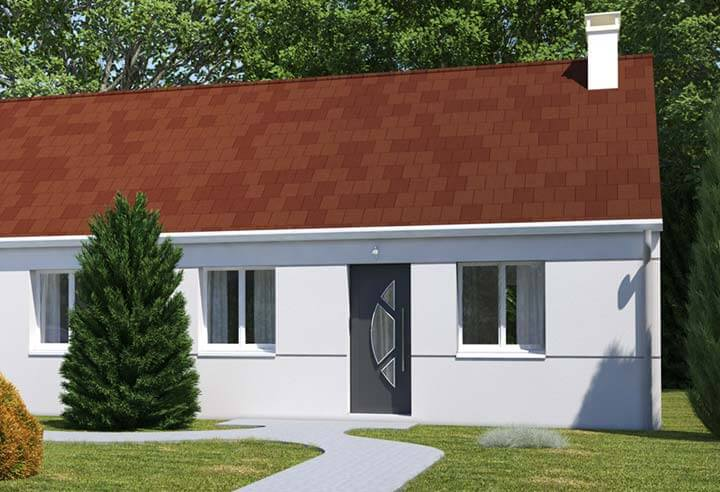 tous nos mod les et plans de maisons habitat concept. Black Bedroom Furniture Sets. Home Design Ideas