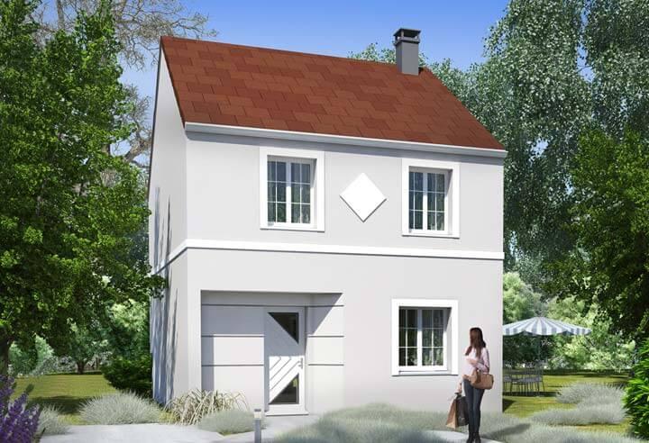 Maison individuelle Habitat Concept 107