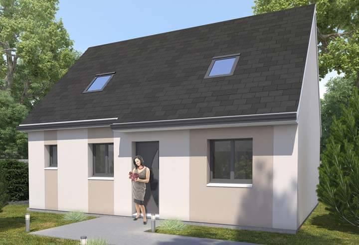 Modèle et plan de maison Habitat Concept n°25