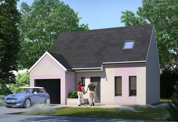 Maison individuelle Habitat Concept 41