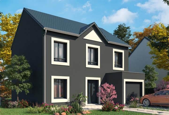Tous nos modèles et plans de maisons - Maisons.com