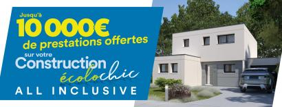 Jusqu'à 10 000€ de prestations offertes