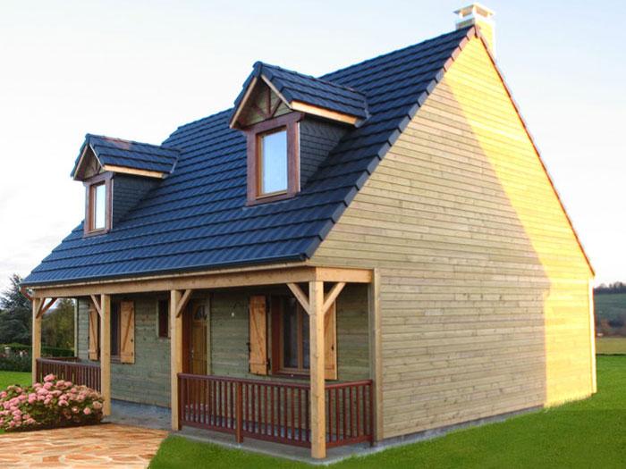 Ma maison en bois construire ma maison en bois comment for Construire ma maison en bois