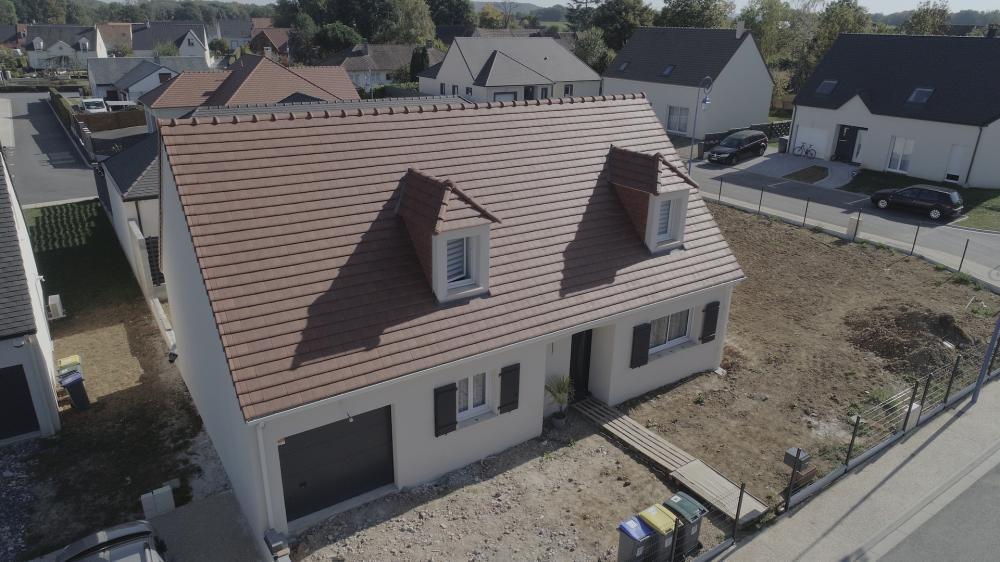 Construction d'une maison à ALLONNE (60000)