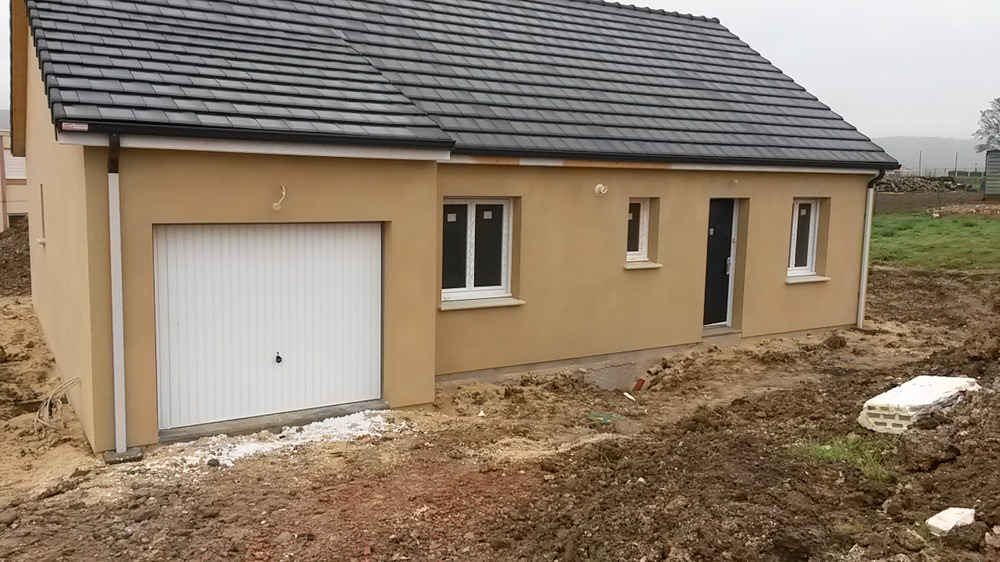 Construction d'une maison à Blangy-sur-bresle (76340) - Photo 1