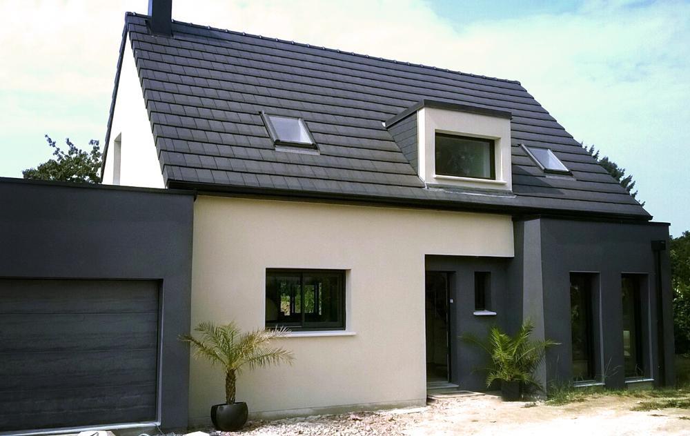 Construction d'une maison à FLERS-SUR-NOYE (80160)